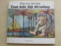 Sendak - Tam kde žijí divočiny (1994)