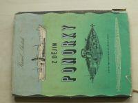 Lhoták - Z dějin ponorky, torpeda a potápěcích přístrojů (SNDK 1956)