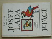 Stehlík - Ladovy veselé učebnice - Ptáci (1979) il. Lada
