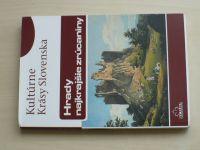 Kultúrne krásy Slovenska - Kollár, Nešpor - Hrady - najkrajšie zrúcaniny (2007) slovensky