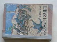 Procházka - V srbském zajetí 1,2 (1928) O životě v Niši a na útěku Albanií 1914-15