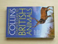 Sterry - Collins Complete Guide to British Animals  (2010) Britská zvířata - encyklopedie