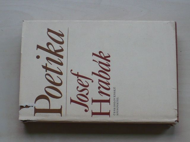Hrabák - Poetika (1973)