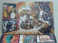 Lobo - Bullíkův případ 1-4 (1998-99) 4 sešity