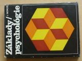 Boroš - Základy psychologie (1977) slovensky