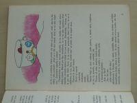 Ilustrované sešity 30 - Jílková - Bavlníkový květ (1976)