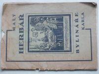 Malý herbář bylináře Karla