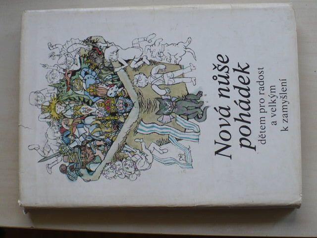 Nová nůše pohádek dětem pro radost a velkým k zamyšlení (1980)