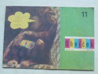 Ohníček 11 (1972) ročník XXII.