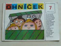 Ohníček 7 (1988) ročník XXXIX.