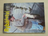 Rybářství 1-12 (1995) chybí čísla 2-5, 7, 10 (6 čísel)
