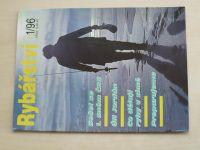 Rybářství 1-12 (1996) chybí čísla 2, 5-8 (7 čísel)