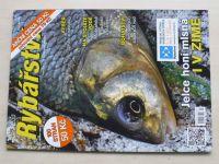 Rybářství 1-12 (2015) chybí čísla 1, 8-12 (6 čísel)