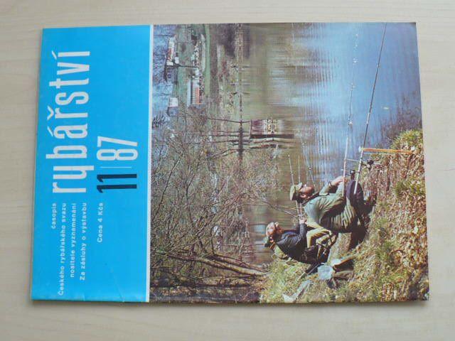 Rybářství 11 (1987)