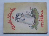 Veselá čítanka o mléku
