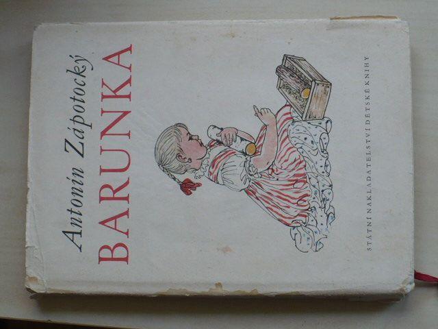 Zápotocký - Barunka (1960)