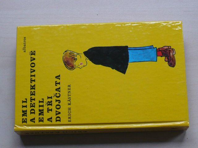 Kästner - Emil a detektivové, Emil a tři dvojčata (1979)