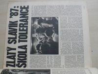 Mladý svět 12 (1988) ročník XXX.