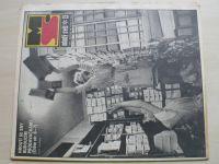 Mladý svět 13 (1988) ročník XXX.