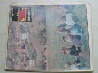 Mladý svět 22 (1981) ročník XXIII.