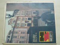 Mladý svět 9 (1988) ročník XXX.
