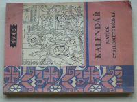Pokorný - Kalendář Matice Cyrilometodějské na rok 1948 (1947)