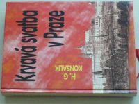 Konsalik - Krvavá svatba v Praze (1998)
