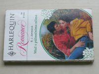 Romance, č.60: Jamesová - Muž s půlnočníma očima (1993)