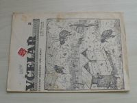 Včelař 1-12 (1948) ročník I. (chybí čísla 1, 6, 11-12, 8 čísel)