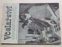 Včelařství 1-12 (1954) ročník VII. (chybí čísla 11-12, 10 čísel)