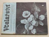 Včelařství 1-12 (1955) ročník VIII. (chybí čísla 1-4, 8 čísel)