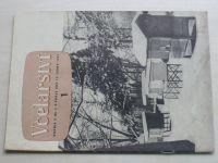 Včelařství 1-12 (1957) ročník X. (chybí čísla 2, 7, 9, 9 čísel)