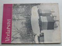 Včelařství 1-12 (1958) ročník XI. (chybí čísla 4, 10, 10 čísel)