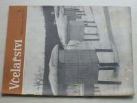 Včelařství 1-12 (1960) ročník XIII. (chybí čísla 2, 4-6, 10-11, 6 čísel)