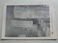 Včelařství 1-12 (1963) ročník XVI. (chybí čísla 1, 3-4, 7, 9, 12, 6 čísel)