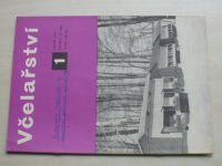 Včelařství 1-12 (1967) ročník XX. (chybí číslo 9, 11 čísel)