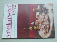 Včelařství 12 (1972) ročník XXV.