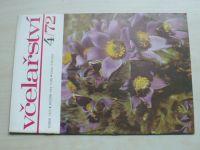 Včelařství 4 (1972) ročník XXV.