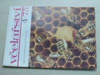 Včelařství 4 (1975) ročník XXVIII.