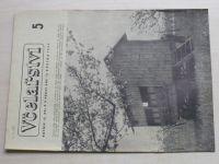 Včelařství 5 (1956) ročník IX.