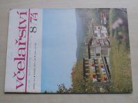 Včelařství 8 (1974) ročník XXVII.
