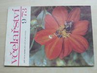 Včelařství 9 (1973) ročník XXVI.