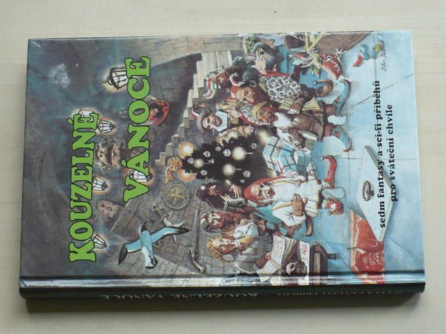 Kouzelné Vánoce (1993) sedm fantasy a sci-fi příběhů