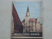 Opava - Bezručovo bílé město (1967) pohlednice Opavy