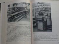 Pokroky vědy a techniky v textilním průmyslu - Technologie pletařství (1983)
