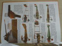 Segrelles - Ilustrované dějiny letectví 1. a 2. díl (1993)