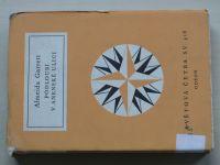 Světová četba sv. 418 - Garrett - Podloubí v Anenské ulici (1970)