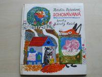 Szécsiová - Schovávaná - kresby Károly Reich (1979)