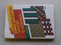 Teršl  Malá encyklopedie textilií a odívání (SNTL 1989)