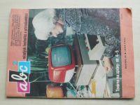 ABC 1-24 (1983-84) ročník XXVIII. (chybí čísla 1, 4-5, 7, 11, 16, 18, 20-22, 14 čísel)
